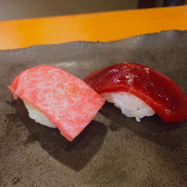 寿司割烹 浪花 下関