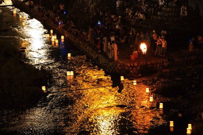 湯本温泉納涼盆踊り大会