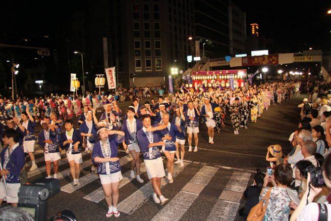 平家踊総踊り大会
