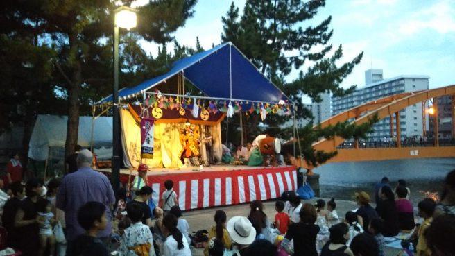 住吉祭り 広島