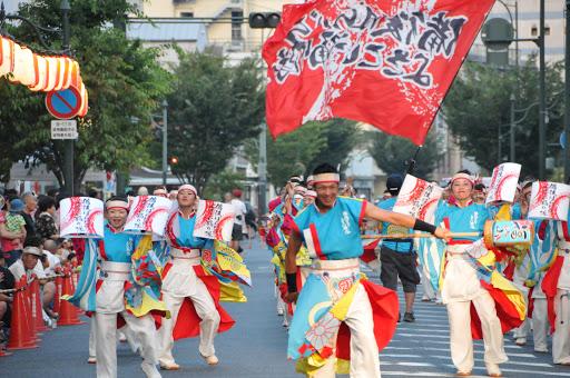 福山夏祭り