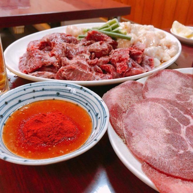 焼肉 おすすめ ふじやホルモン松江