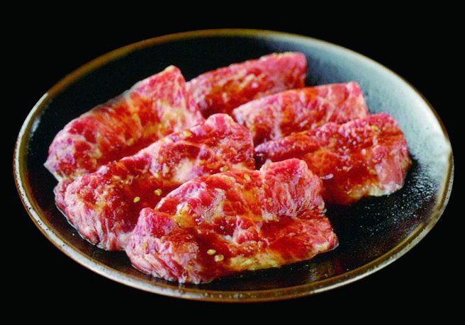 山口 焼肉 おすすめ 焼肉さかい ハラミ