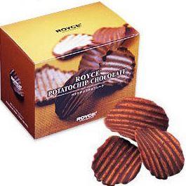 ポテトチップチョコレート ロイズ札幌