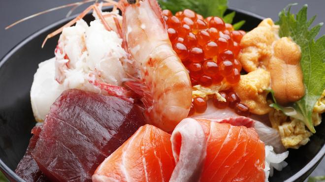 かみ磯丼 海鮮丼