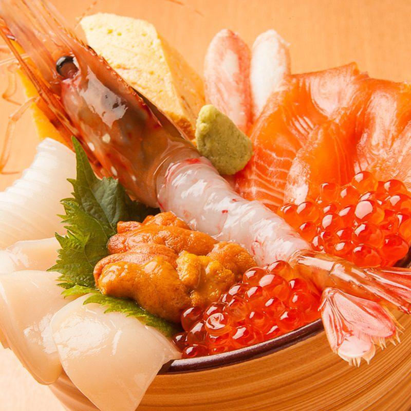 とれたて北海道 札幌駅前店 海鮮丼