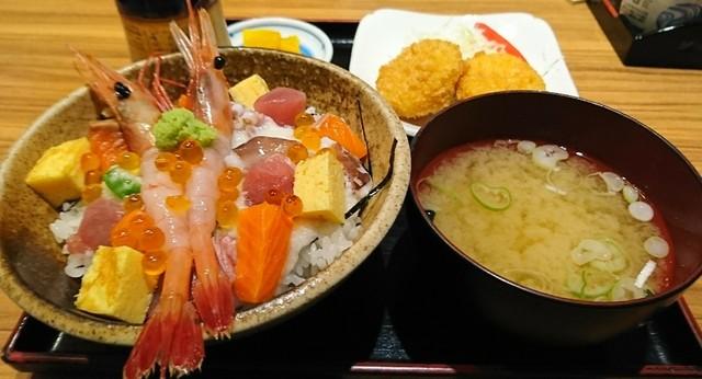 魚河岸 甚平 パセオ店
