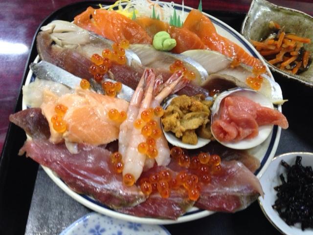みゆきちゃん定食 海鮮丼