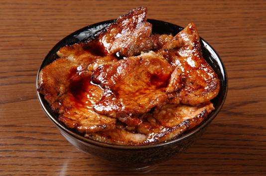 帯広 豚丼 レストハウスかしわ