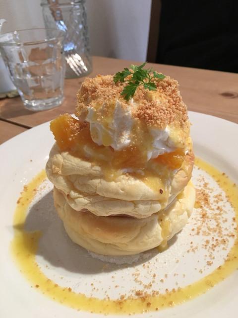 イーズカフェ パンケーキ