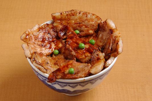 帯広 豚丼 元祖 豚丼のぱんちょう