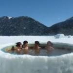 北海道の風変わりな温泉を厳選