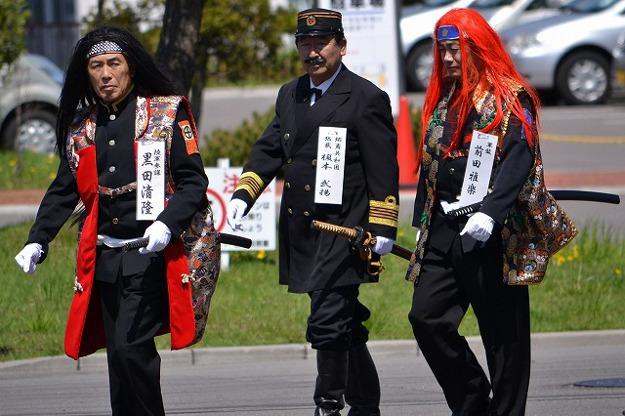函館五稜郭祭(函館市)