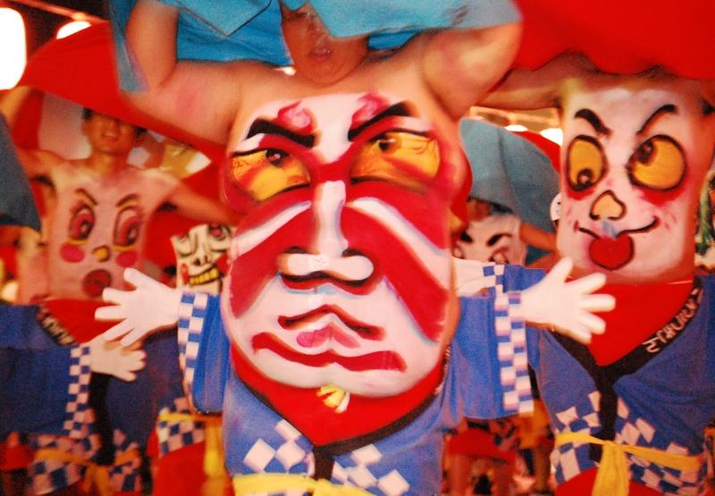 へそ祭り(富良野市)