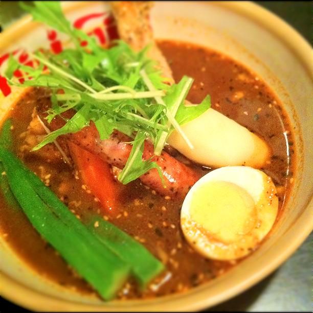 スープカレーhirihiri2号