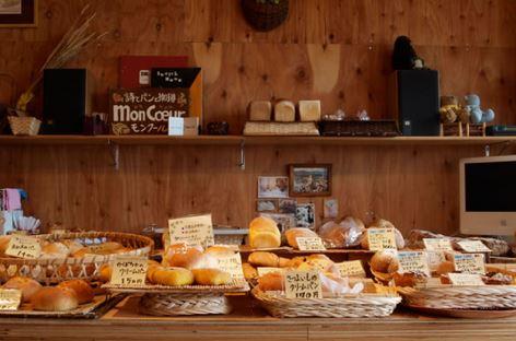 札幌パン屋 詩とパンと珈琲 モンクール