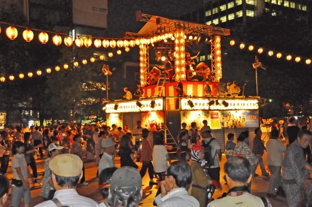 さっぽろ夏祭り(札幌)