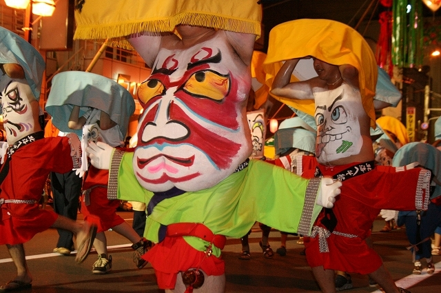 北海道のあるあっと驚くユニークなお祭りを厳選