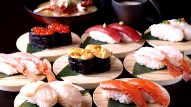 活一鮮(札幌 南3条店)回転寿司