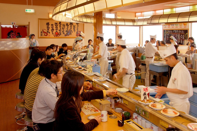 函太郎(函館市宇賀浦本店)回転寿司