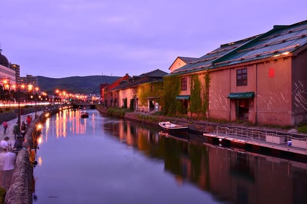 小樽 デート 小樽運河