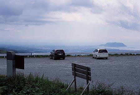 城岳牧場展望台