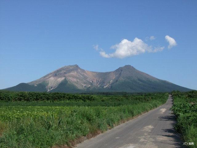 駒ケ岳(鹿部町)