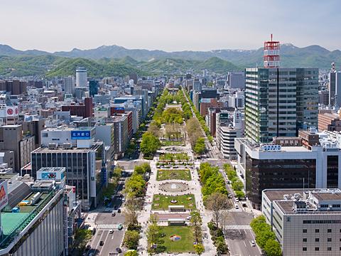 札幌大通りのイベント特集