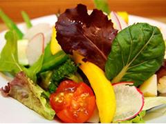 有機野菜と道産レストラン パナシェ