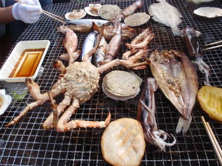 釧路大漁どんぱく