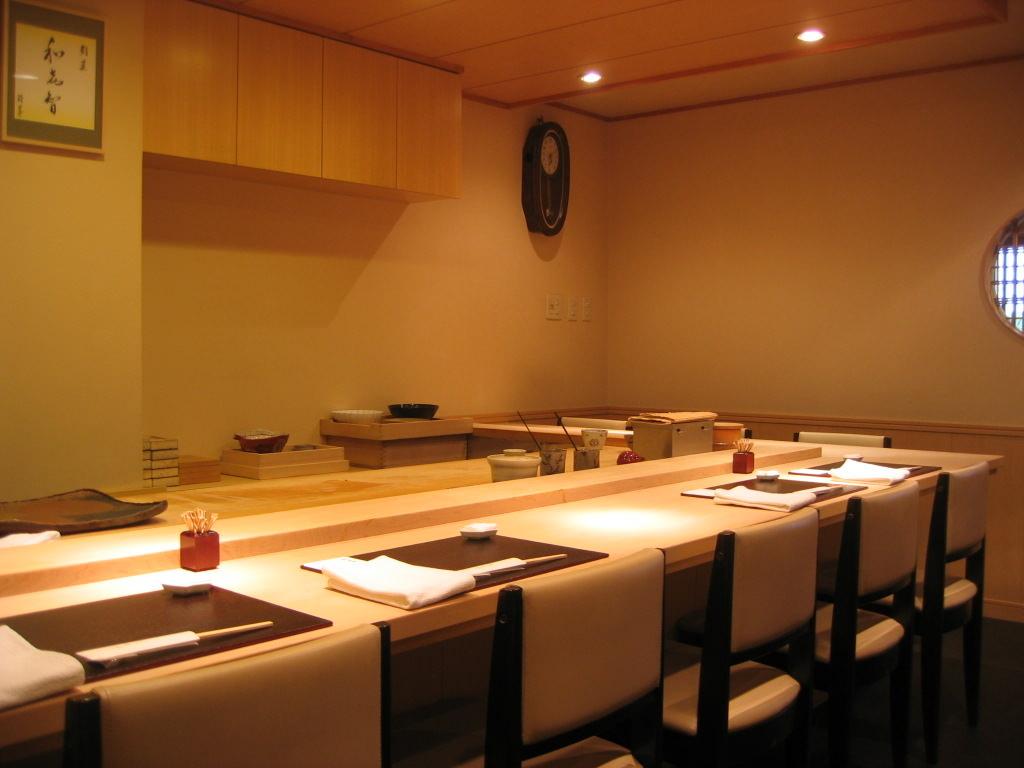 ミシュラン2つ星を獲得「鮨菜 和喜智」