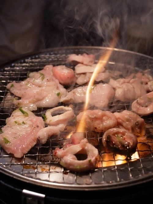 味覚園の焼肉