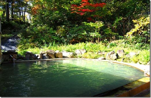 鮎川温泉旅館