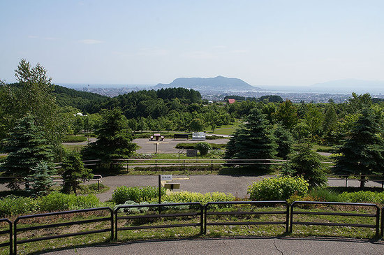 北海道立道南四季の杜公園(函館市)