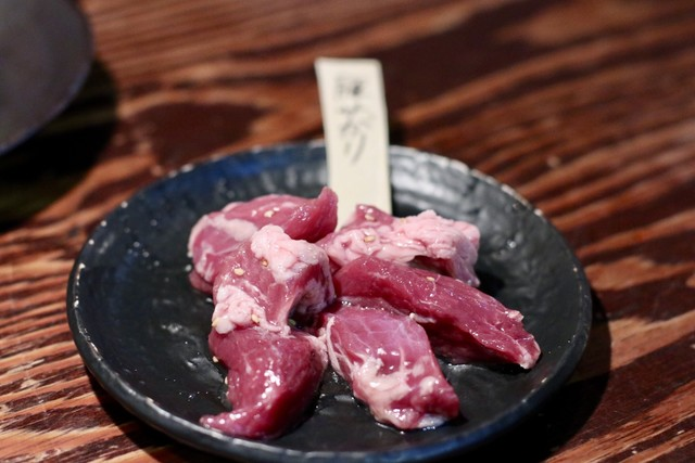 札幌 焼肉 ホルモン 銀牙