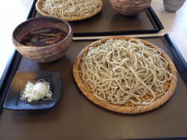 蕎麦 さとやま(東区)