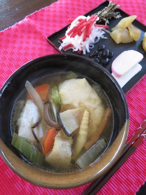 クジラ汁(道南地方)
