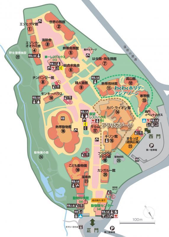 円山動物園のおすすめの見所