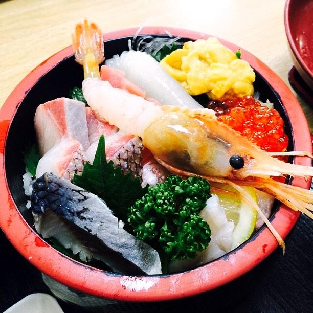 レストラン民宿海幸