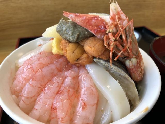 北海道海鮮丼 北のにしん屋さん(羽幌)