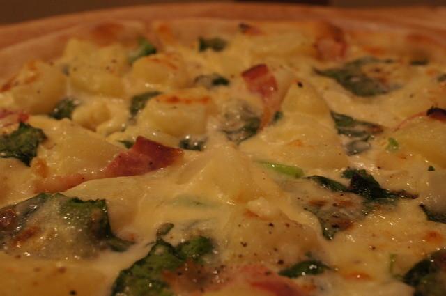 手作りピッツァ・お惣菜ルーティーン