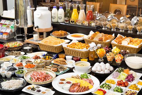 札幌グランドホテル 朝食ビュッフェ