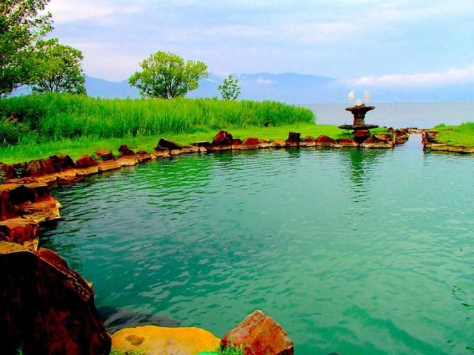 道東の温泉