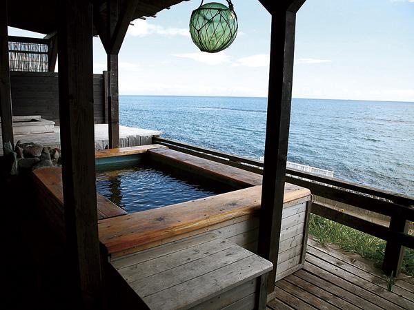 虎杖浜(こじょうはま)温泉