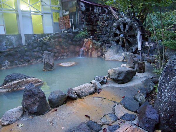 天人峡(てんにんきょう)温泉