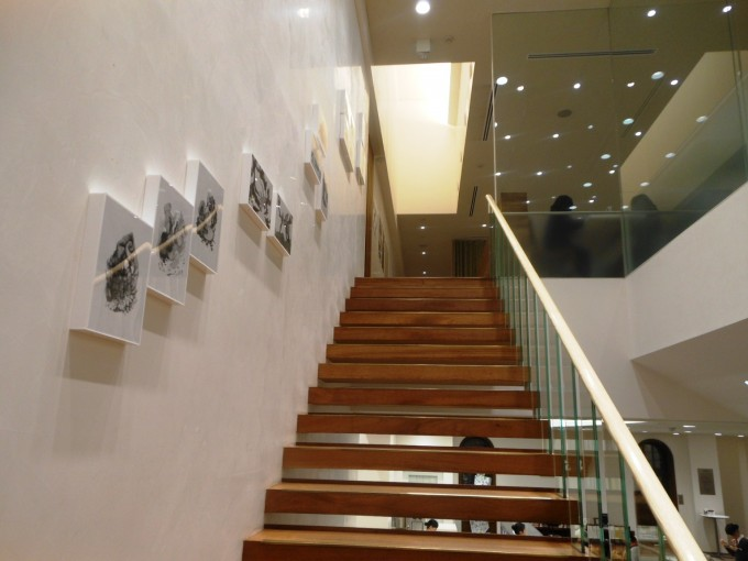 六花亭福住店喫茶室