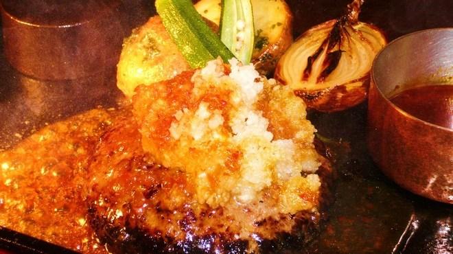 札幌 ハンバーグ Toshi