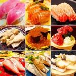 札幌回転寿司の厳選ランキング