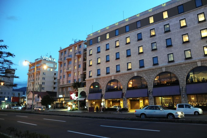 小樽運河前 ホテル ソニア