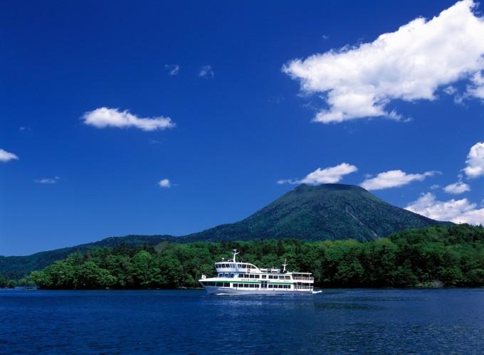 釧路観光スポット 阿寒湖